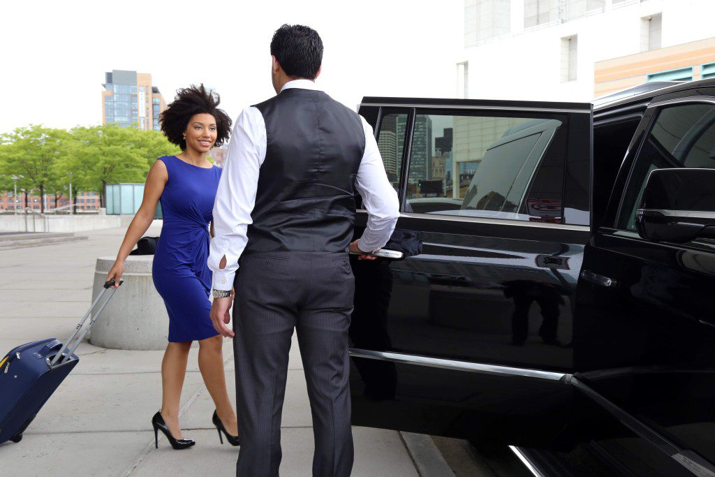 Airport Limo service boston
