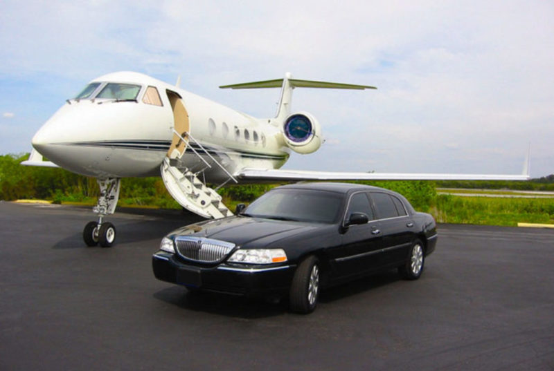 Limo Service To Logan