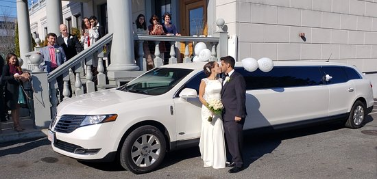 wedding limo service Boston